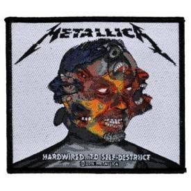 Patch METALLICA - Hardwired To Self Destruct