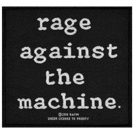 Patch RAGE AGAINST THE MACHINE - Logo