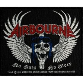 Patch AIRBOURNE - No Guts No Glory