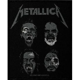 Patch METALLICA - Undead