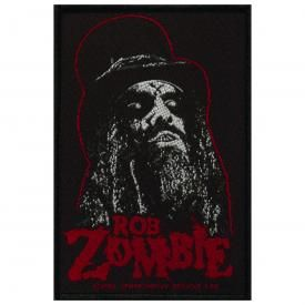 Patch ROB ZOMBIE - Portrait