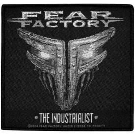 Patch FEAR FACTORY - The Industrialist