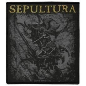 Patch SEPULTURA - The Mediator