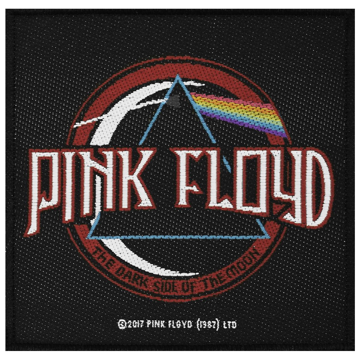 Image de Patch PINK FLOYD - Dark Side Of The Moon