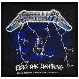 Patch METALLICA - Ride The Lightning