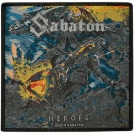 Patch SABATON - Heroes