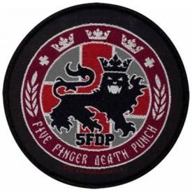 Patch FIVE FINGER DEATH PUNCH - Legionnary Seal