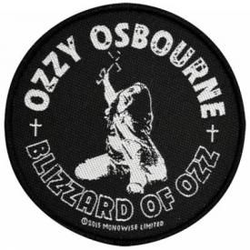 Patch OZZY OSBOURNE - Blizzard Of Oz