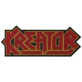 Patch KREATOR - Logo Cut Out