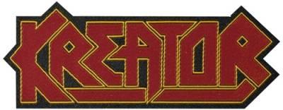 Image de Patch KREATOR - Logo Cut Out