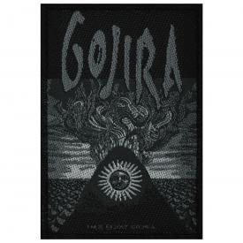 Patch GOJIRA - Magma