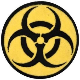 Patch BIOHAZARD - Cercle