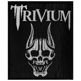 Patch TRIVIUM - Screaming Skull