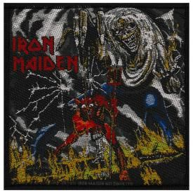 Patch IRON MAIDEN - The Number Of The Beast