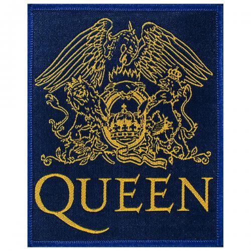 Patch Queen Crest Rock A Gogo
