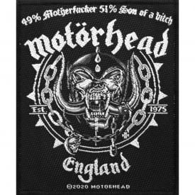 Patch MOTÖRHEAD - Ball And Chains