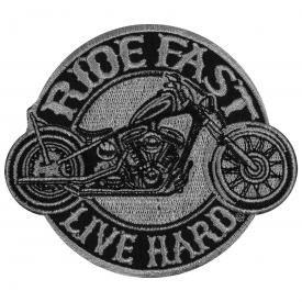 Patch BIKER - Ride Fast