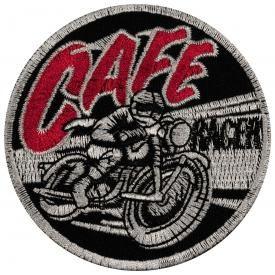 Patch BIKER - Cafe Racer