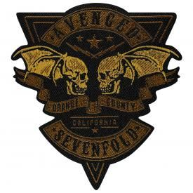 Patch AVENGED SEVENFOLD - Orange County California