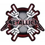 Patch METALLICA - Metal Horns