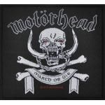Patch MOTORHEAD - March Or Die