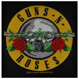 Patch GUNS N ROSES - Bullets