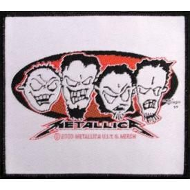 Patch METALLICA - Heads