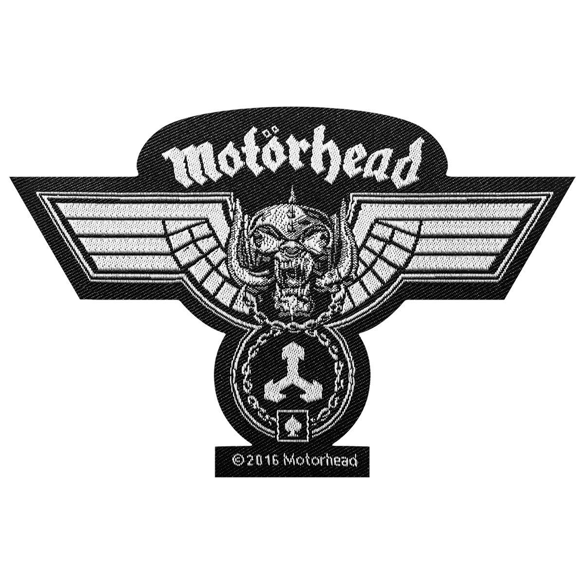 Patch Motorhead Wings Rock A Gogo