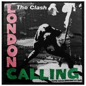 Patch THE CLASH - London Calling