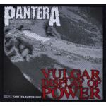 Patch PANTERA - Vulgar Display Of Power