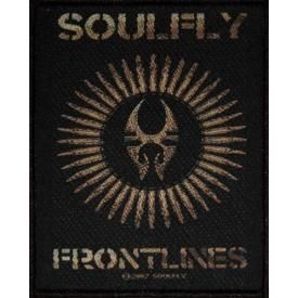 Patch SOULFLY - Frontlines