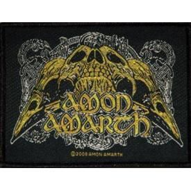Patch AMON AMARTH - Logo