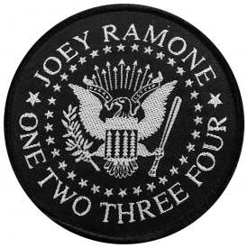 Patch JOEY RAMONE - One Two Three Four