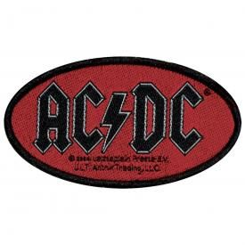 Patch AC/DC - Red Logo