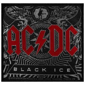 Patch AC/DC - Black Ice