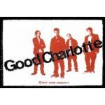 Patch GOOD CHARLOTTE - Band