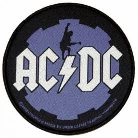 Patch AC/DC - Angus Cog