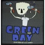 Patch GREEN DAY - Hammer
