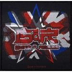 Patch GUNS N ROSES - Union Jack