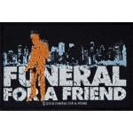 Patch FUNERAL FOR A FRIEND - Logo