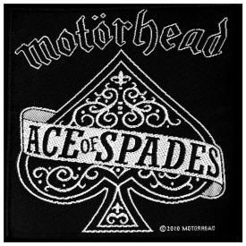 Patch MOTORHEAD - Ace Of Spades
