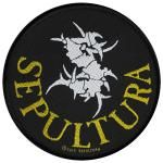 Patch SEPULTURA - Tribe
