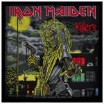 Patch IRON MAIDEN - Killers