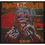 Patch IRON MAIDEN - A Real Dead One