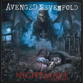 Patch AVENGED SEVENFOLD - Nightmare