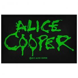 Patch ALICE COOPER - Green