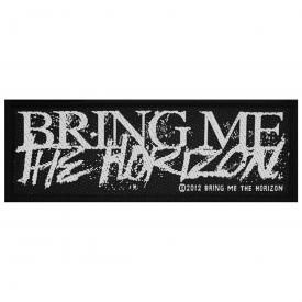 Patch BRING ME THE HORIZON - Horror Logo