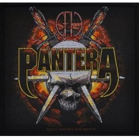 Patch PANTERA - Skull Knives