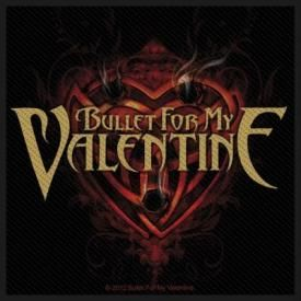Patch BULLET FOR MY VALENTINE - Heart Of Holes