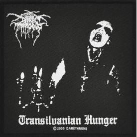 Patch DARKTHRONE - Transilvanian Hunger